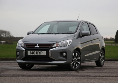 The all New Mitsubishi Mirage at RawlinsonMitsubishi call 01284 727856 to book a test drive